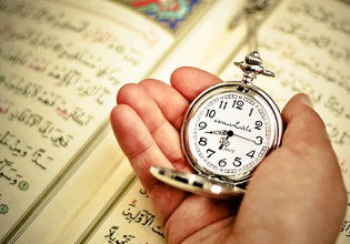 Importance of time in Islam