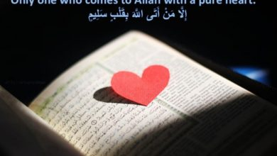 Purification of the Heart in Islam