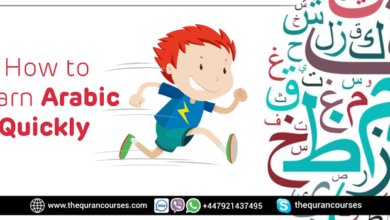 learn arabic quickly